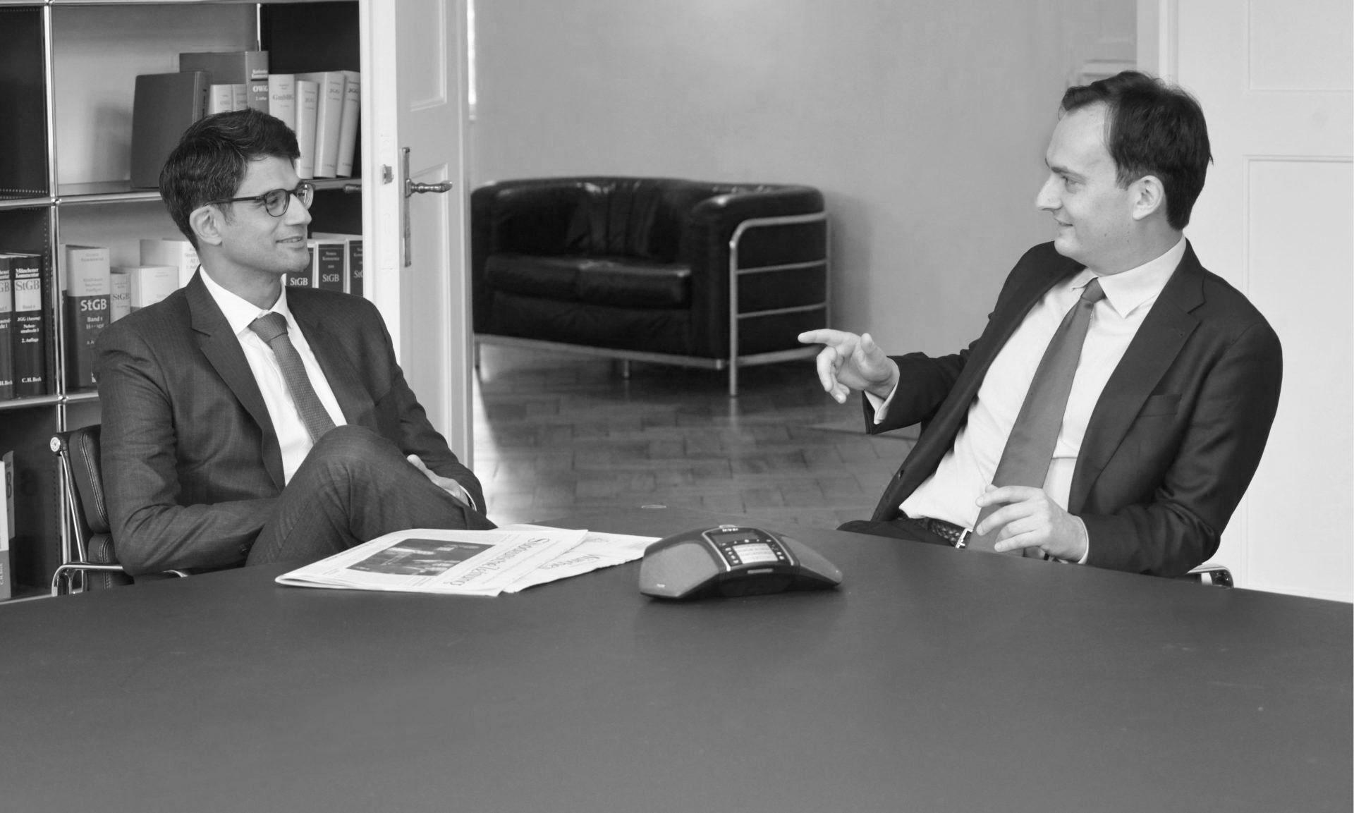 SvS Rechtsanwälte - Kanzlei für Wirtschaftsstrafrecht